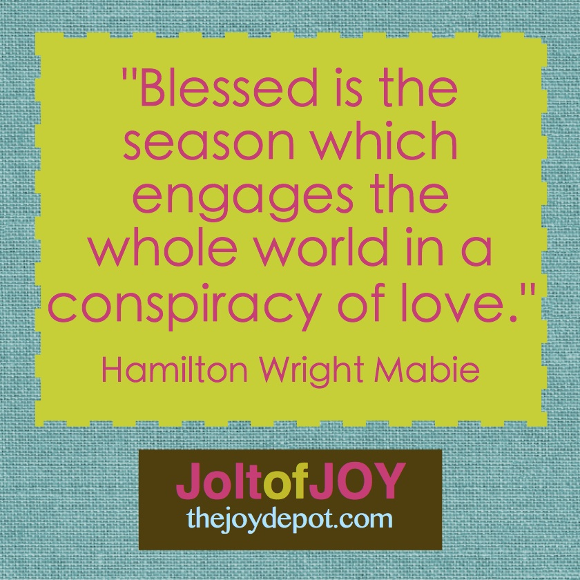Ran - Quote - Holiday - season of love