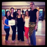 Day 365 - We're belly dancing!