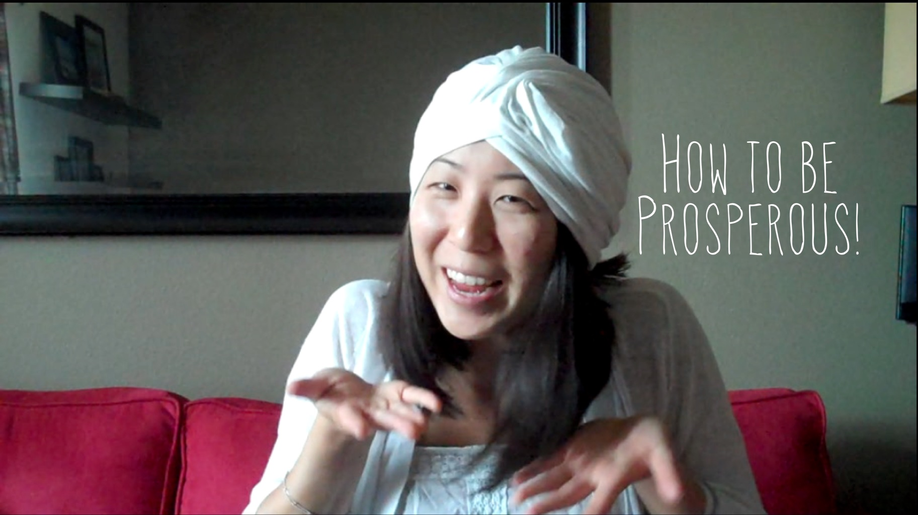2013 - How to be prosperous