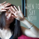 2013 - When to say NO! FB