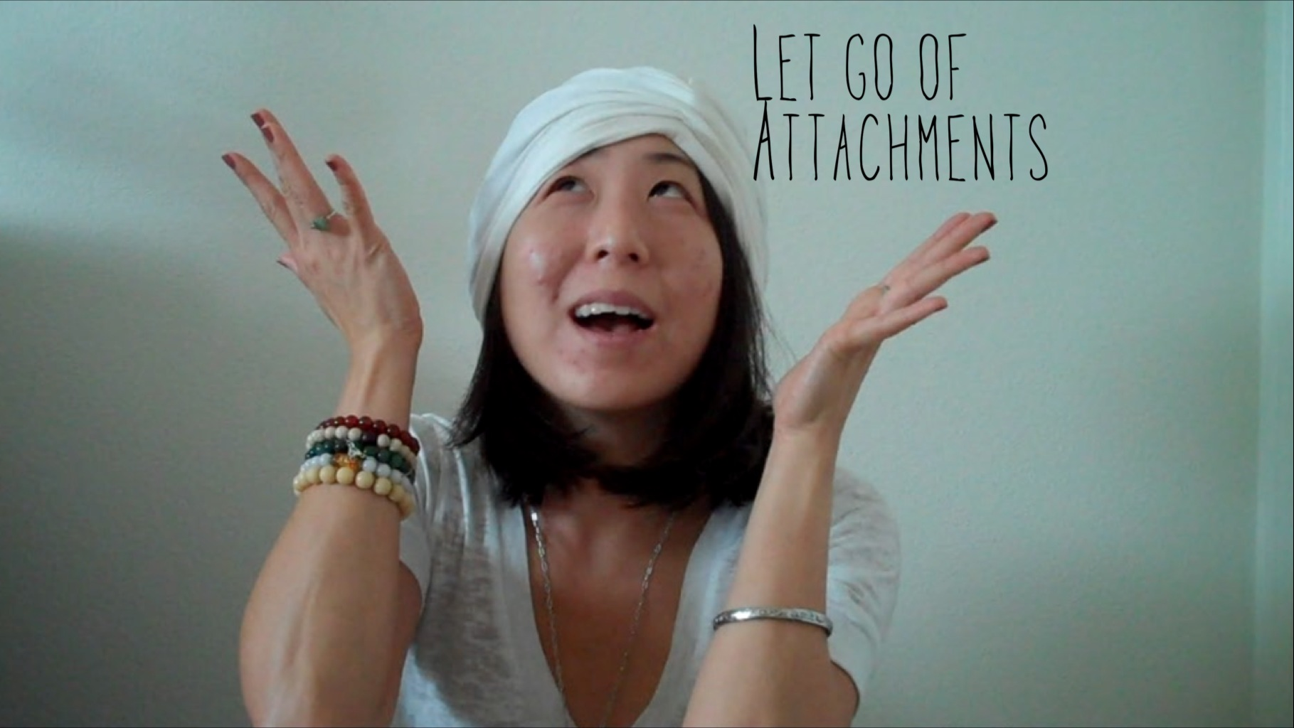 2013 - How to let go of attachment